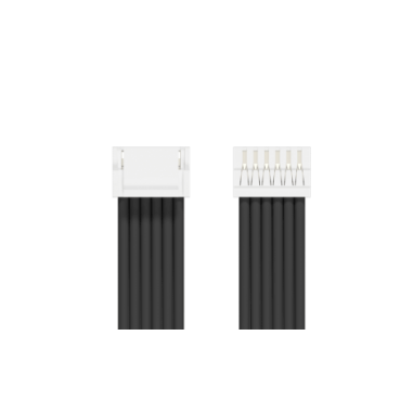 JST-GH 6-pins Silicone cable
