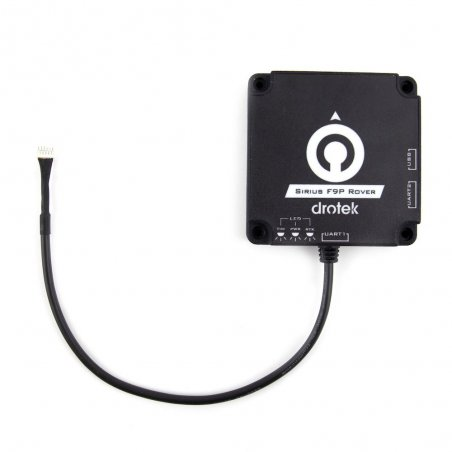 SIRIUS RTK GNSS ROVER (F9P) positioning gps for vehicles