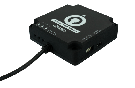 This module features Professional Grade Magnetometer RM3100. A ready-to-use and operational module that eliminates any noise in your magnetic field measurements for accurate heading and orientation calculations.